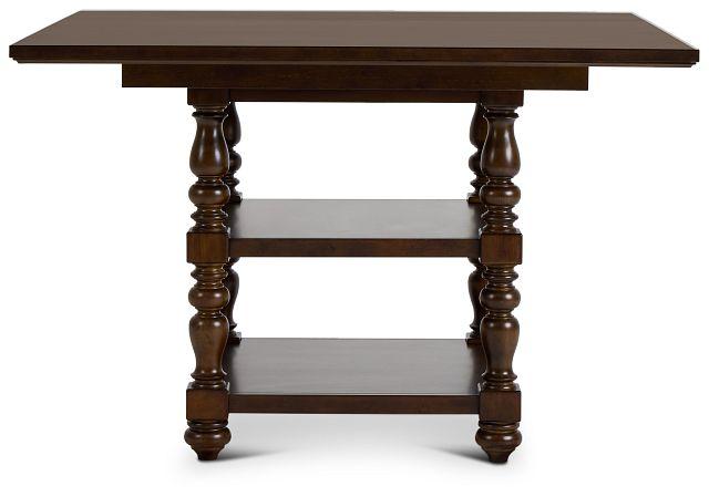 Savannah Dark Tone High Dining Table (3)