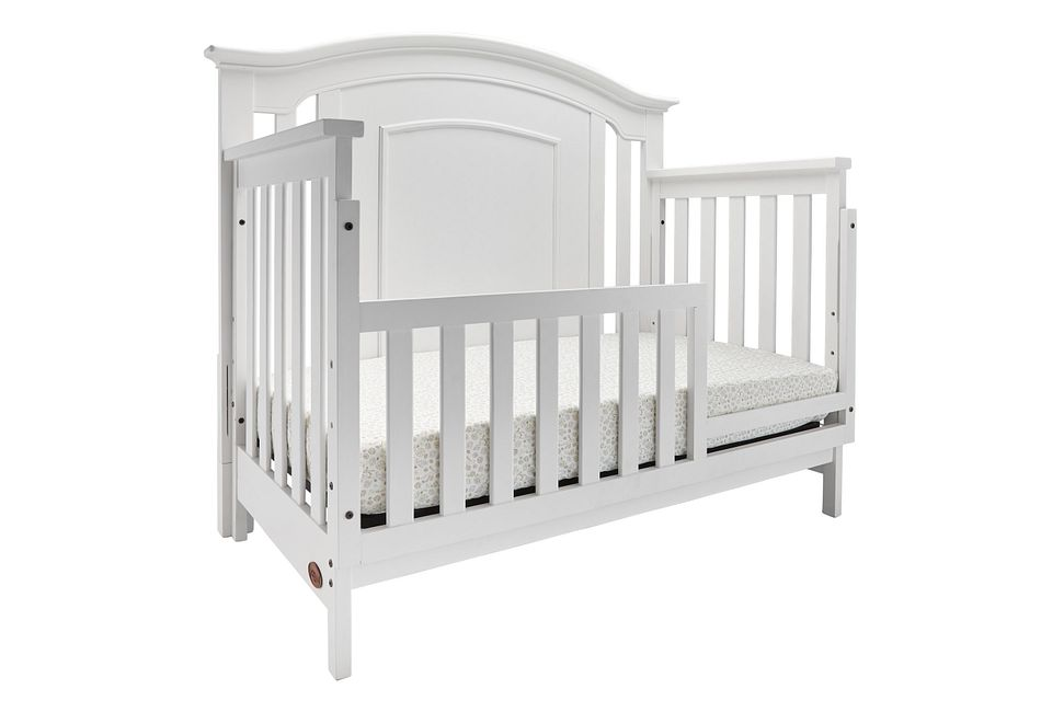 Willowbrook White Toddler Bed
