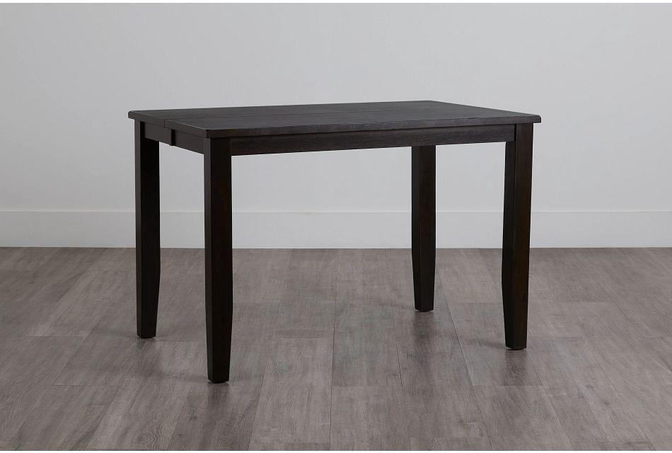 Navarro Dark Tone High Dining Table,  (0)