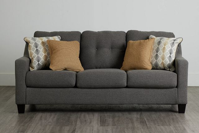 Daylon Light Gray Micro Sofa (0)