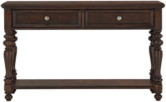 Savannah Dark Tone Sofa Table (0)