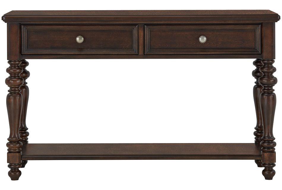 Savannah Dark Tone Sofa Table