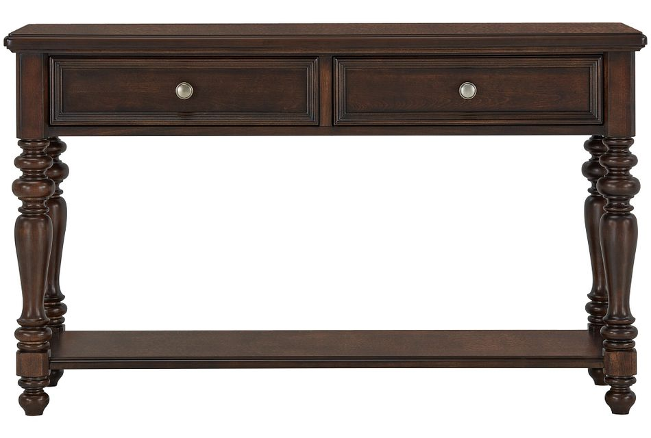 Savannah Dark Tone Sofa Table