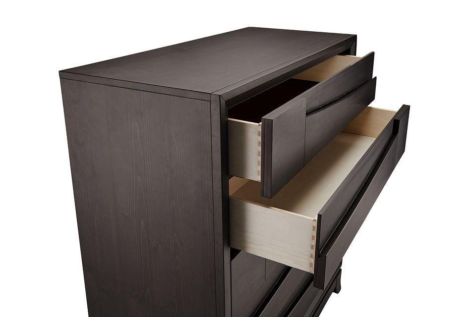 Imperial Dark Tone 5-drawer Chest
