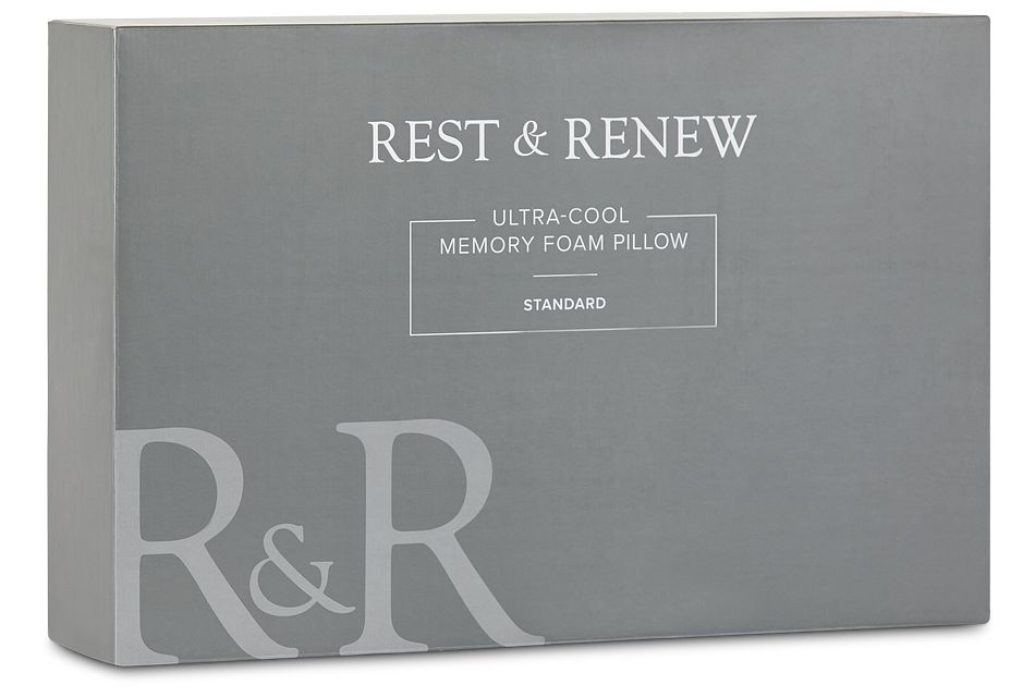 Rest & Renew Utra Cool Side Sleeper Pillow