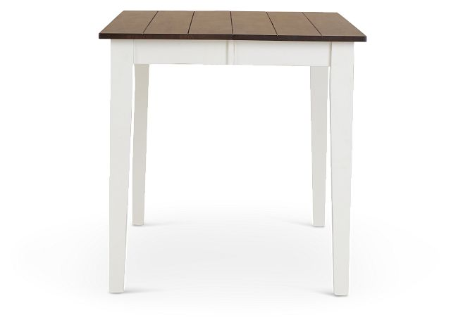 Sumter White High Dining Table (3)