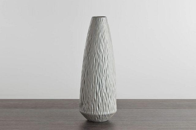 Lyra Large Gray Vase (0)