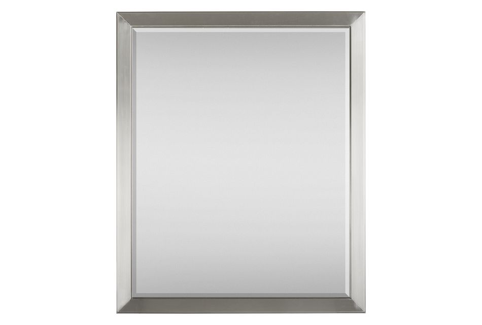 Aries Silver Mirror