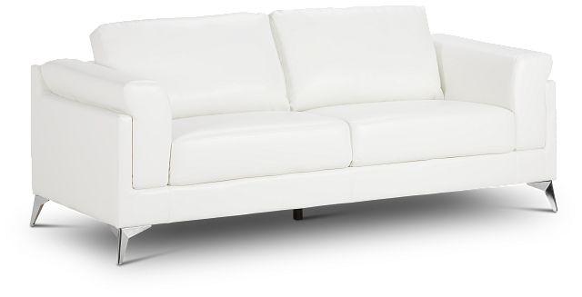 Gianna White Micro Sofa (2)