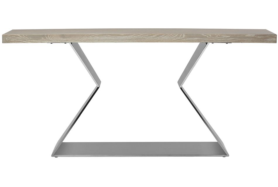 Zephyr Light Tone  Sofa Table