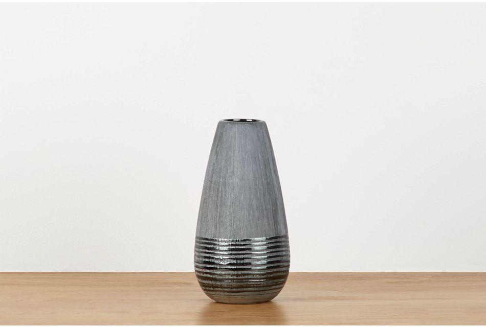 Jordie Gray Medium Vase