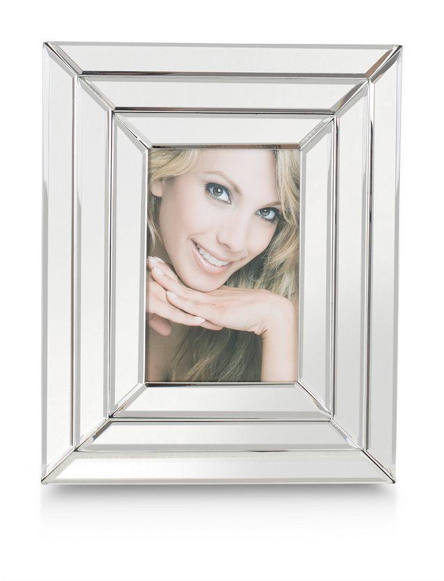 Brielle Silver Small Picture Frame (0)