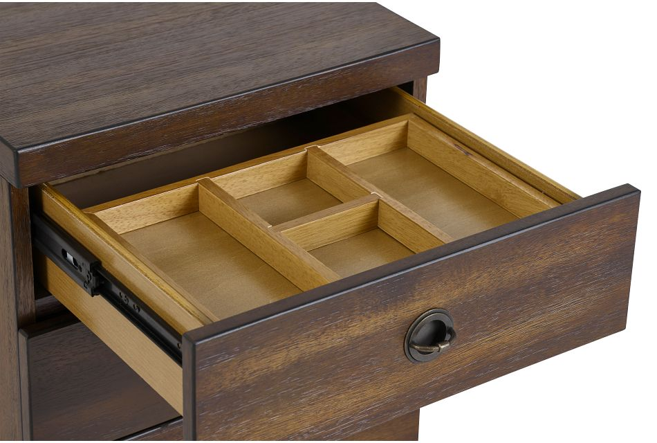 Vista Mid Tone File Cabinet