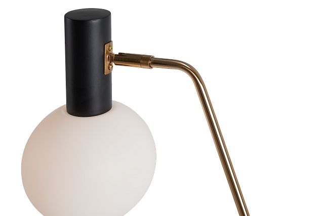 Vita Black Desk Lamp (3)