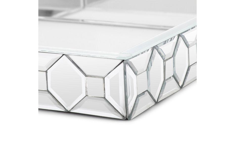 London Silver  Tray,  (3)