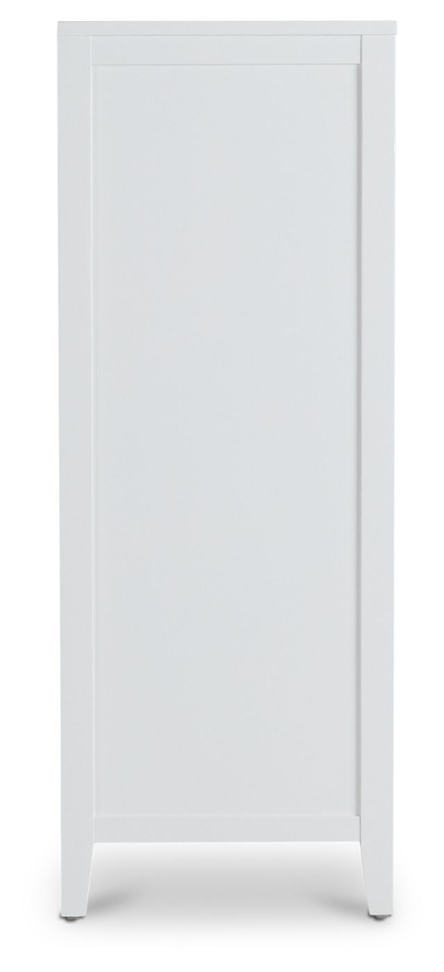 Nantucket White Drawer Chest (3)