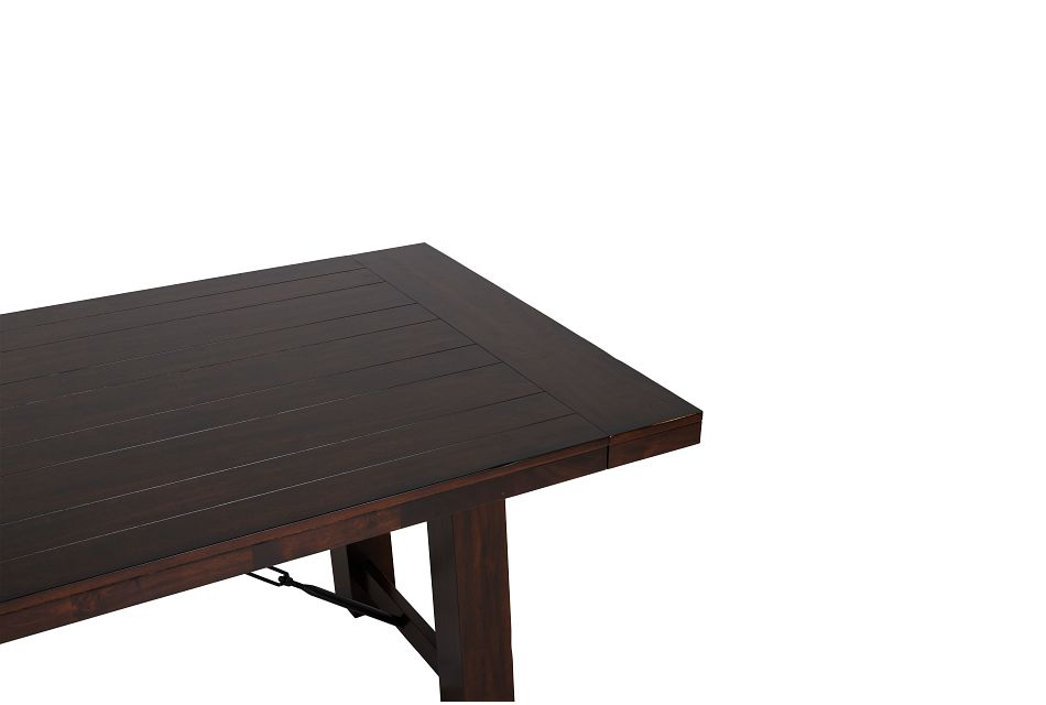 Napa Dark Tone Rectangular Table
