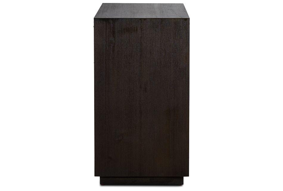 Madden Dark Tone 3-drawer Nightstand