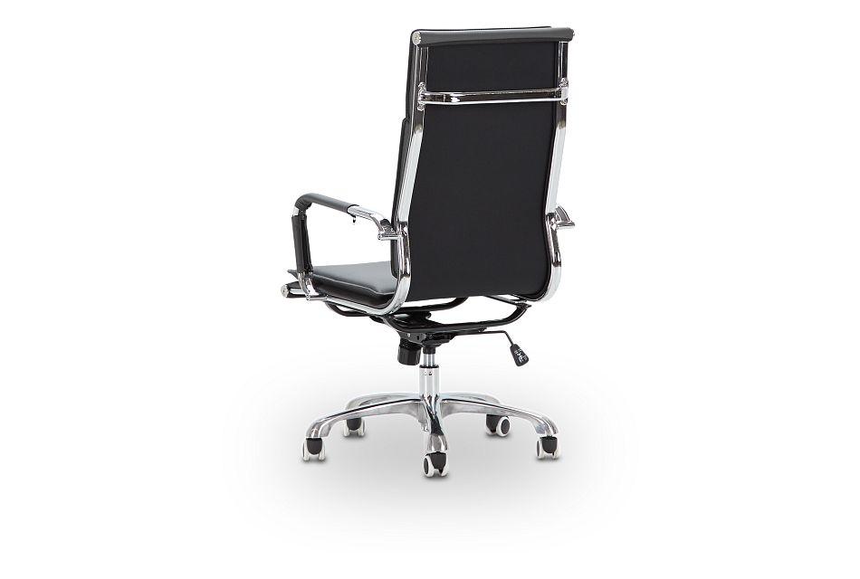 Arvada Gray Uph Desk Chair
