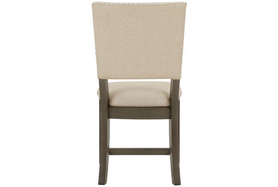 Omaha GRAY  Upholstered Side Chair