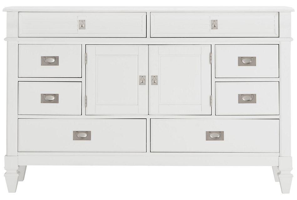 Marina White Dresser