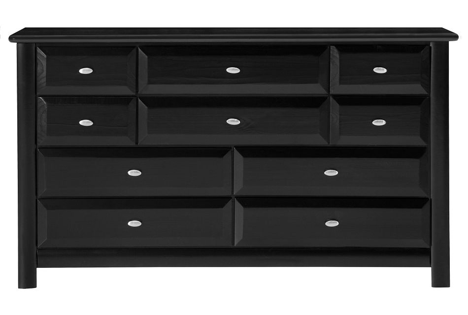 Laguna Black Dresser