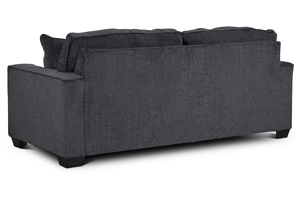 Altari Dark Gray Micro Memory Foam Sleeper