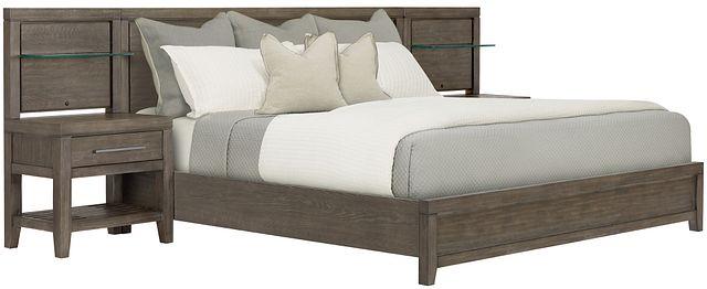 Bravo Dark Tone Wood Spread Bed (0)