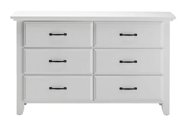 Willowbrook White Dresser (0)