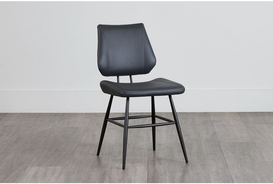 Gunnar Gray Upholstered Side Chair
