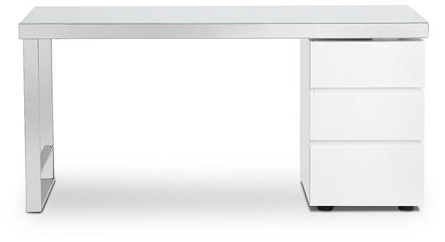 Miami White Desk (1)
