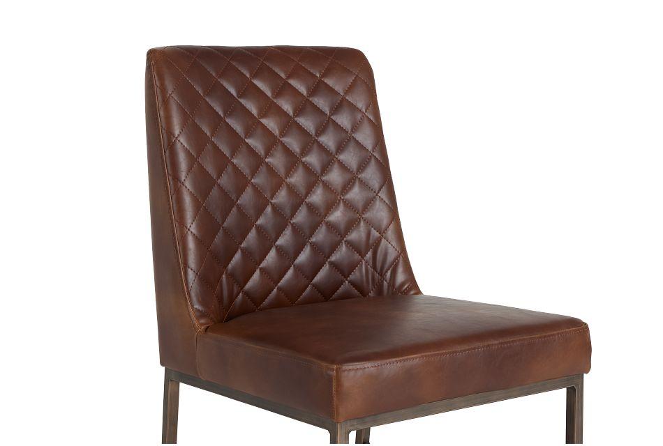 Sierra Brown Micro Side Chair