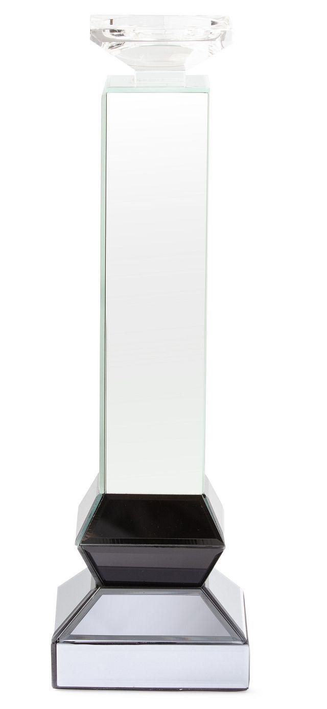 Penelope Silver Large Candle Holder (0)