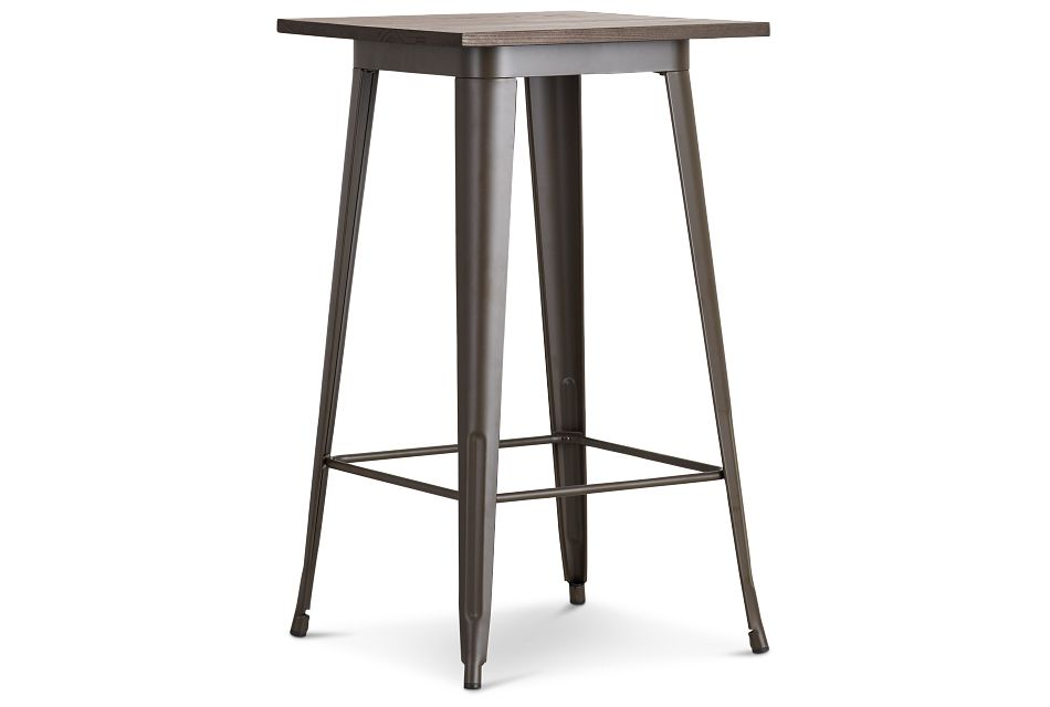 Harlow Dark Tone Pub Table