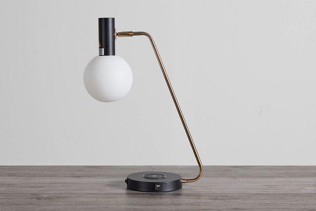 Vita Black Desk Lamp (0)