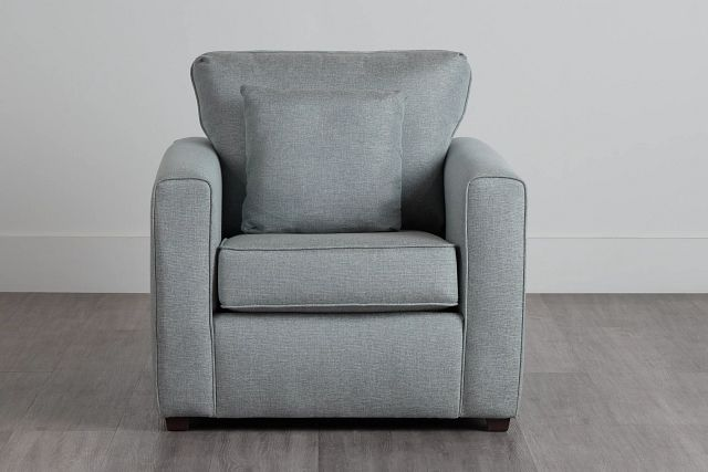 Ripley Light Blue Fabric Chair (0)