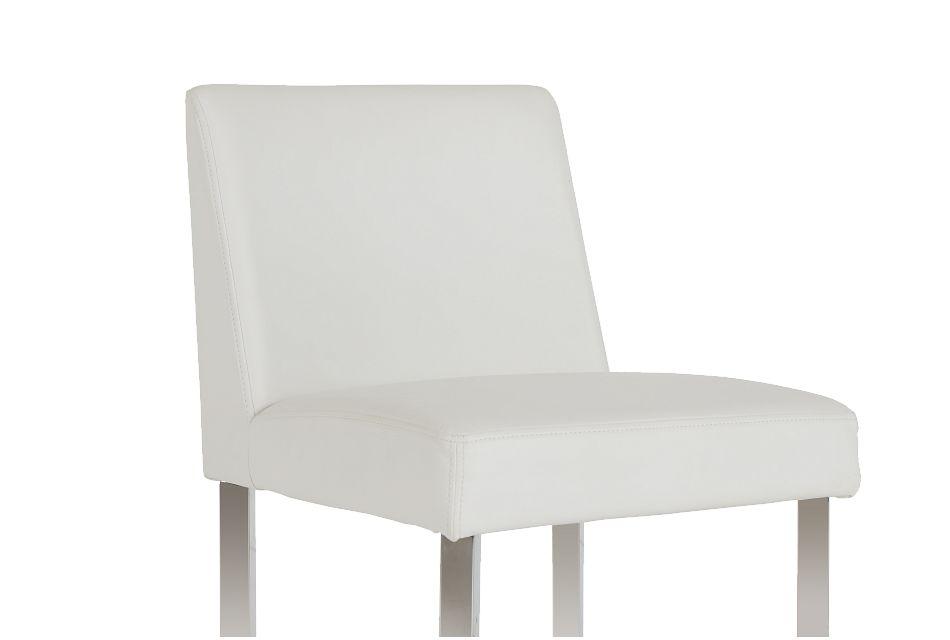 """Howard White 24"""" Upholstered Barstool"""