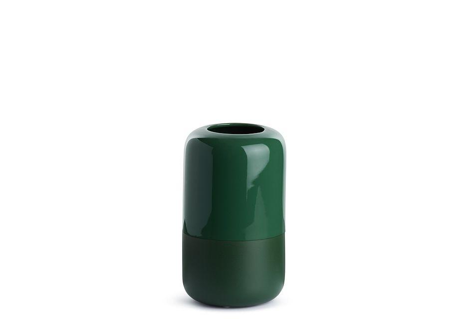 Ellis Medium Teal Vase