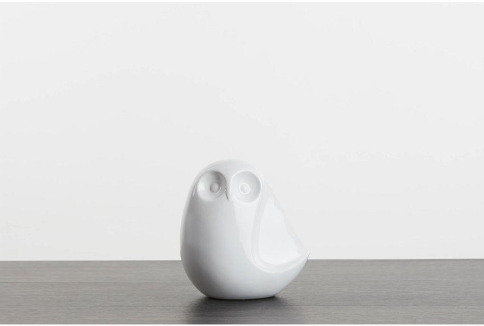 Bruce White Vase