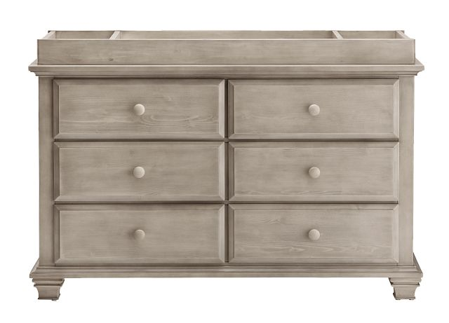 Kenilworth Light Tone Dresser With Changing Top (2)