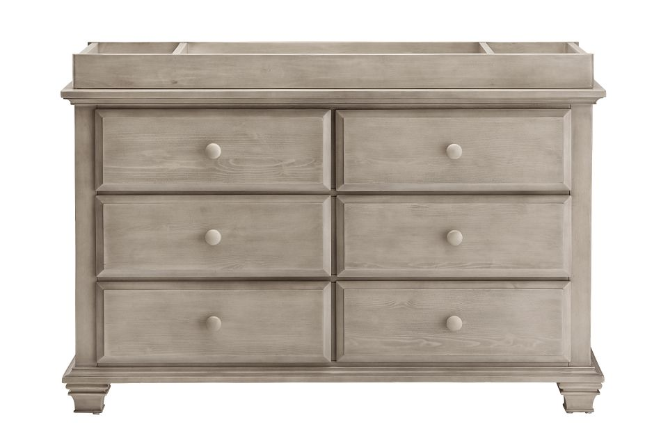 Kenilworth Light Tone Dresser With Changing Top