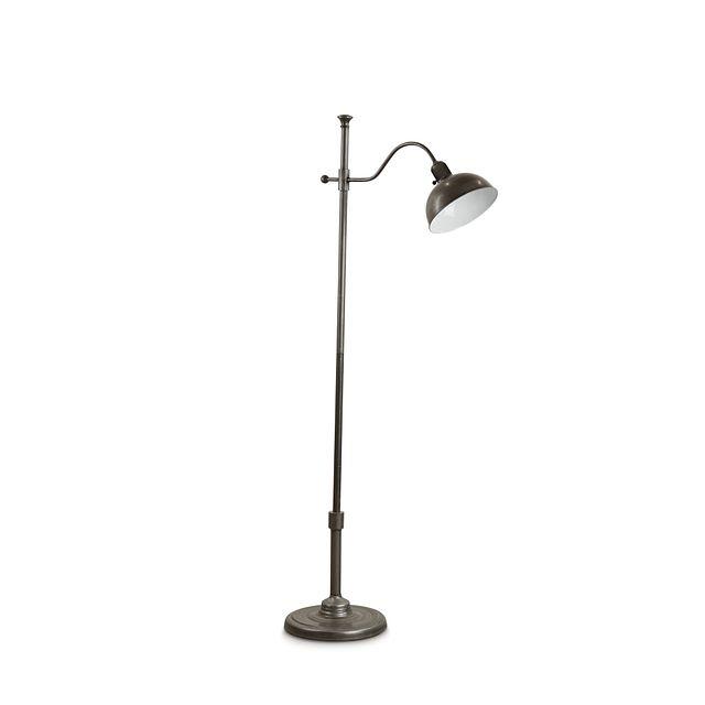 Castor Metal Floor Lamp (1)