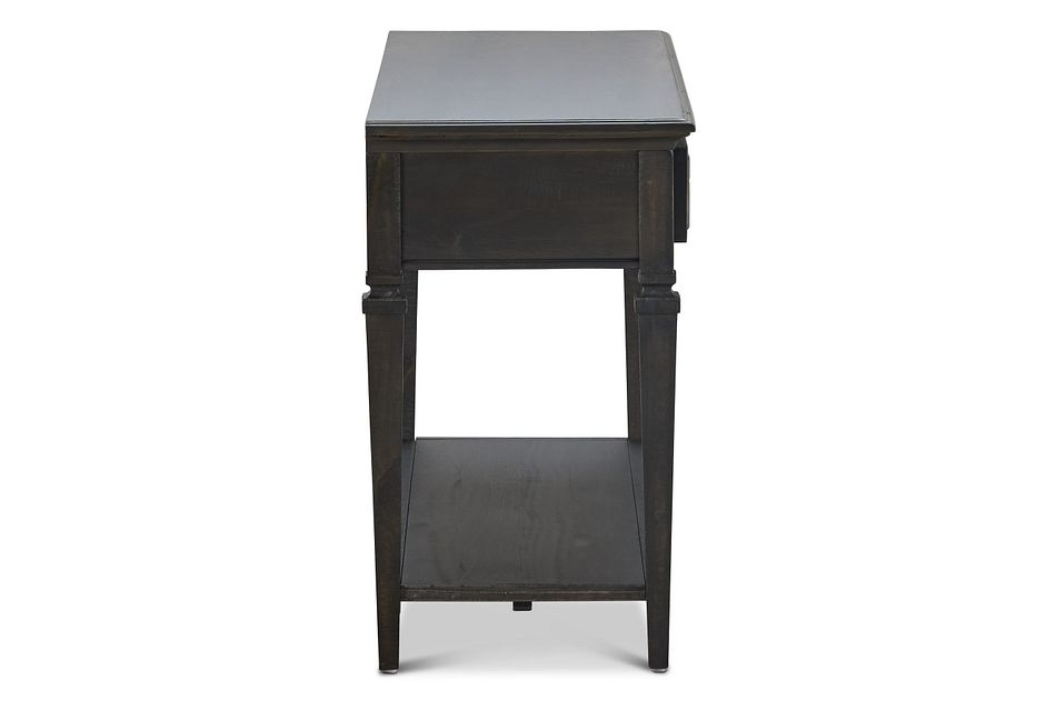 Sonoma Dark Tone Sofa Table