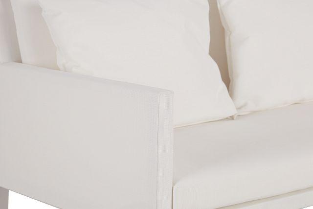 Lisbon White Sofa (1)