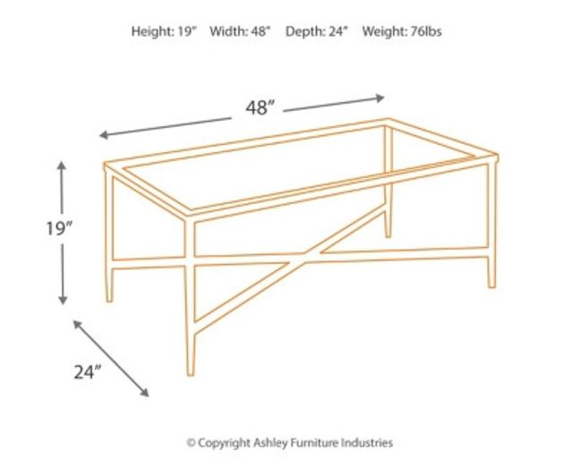 Augeron Glass 3 Pack Tables (1)