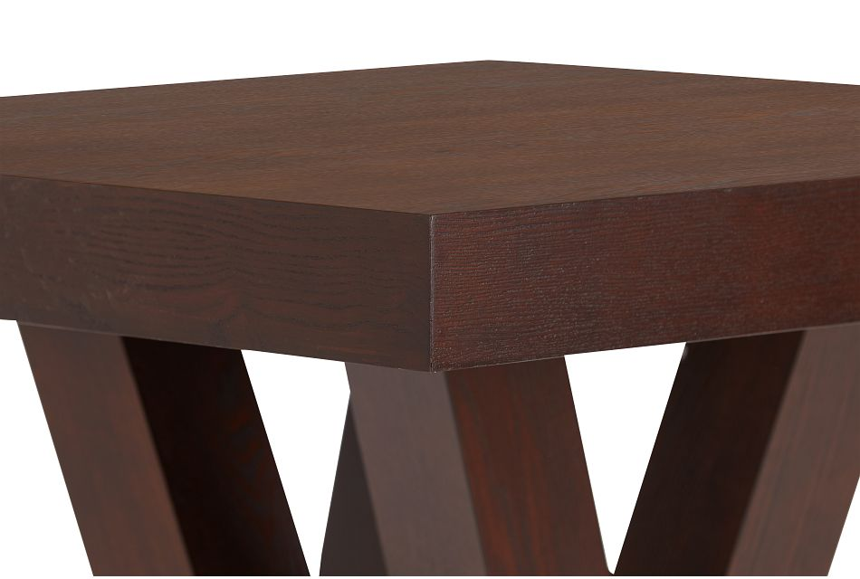 Madero9 Dark Tone Pub Table
