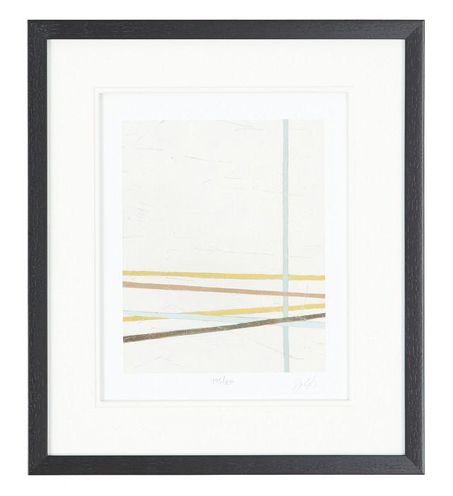 Streak Multicolored Framed Wall Art (0)