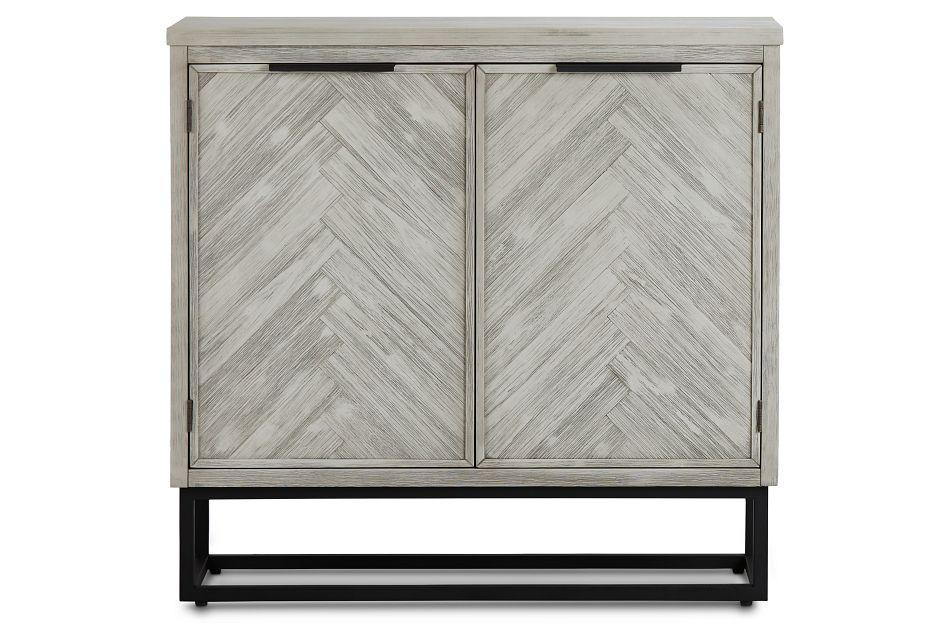 Aspen Gray Cabinet,  (1)