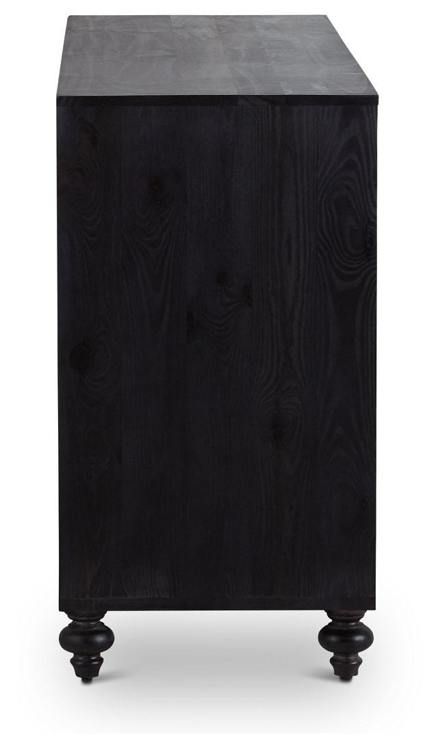 Makari Metal Four-door Cabinet (3)