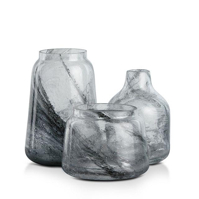 Flora Gray Vase (2)